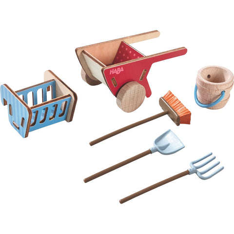 Haba - Little Friends Play Set Horse Care