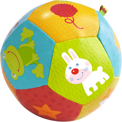 Haba - Baby Ball Animal Friends