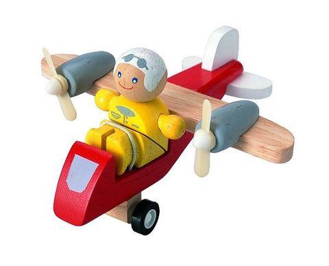 Plan Toys - Airplane