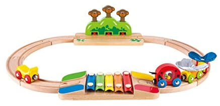 Hape My Little Railway Play Set