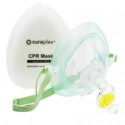 Kidicare First Aid - CPR Mask with 02 inlet in clamshell (First aids)