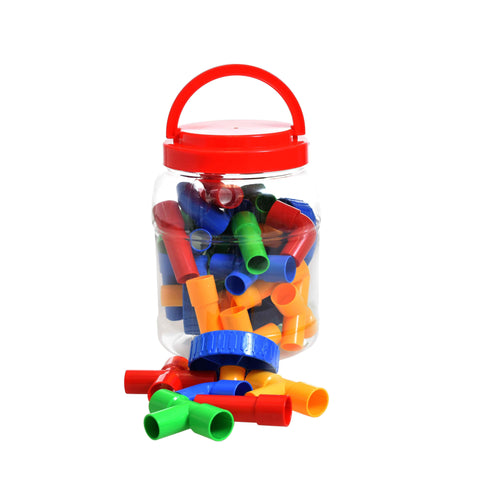 Kidicare - Blocks Set - Tubes