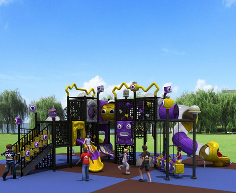 Kidicare Outdoor Playground - Elves