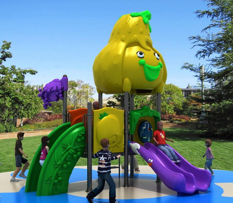 Kidicare - Outdoor Playground Fruits Kingdom