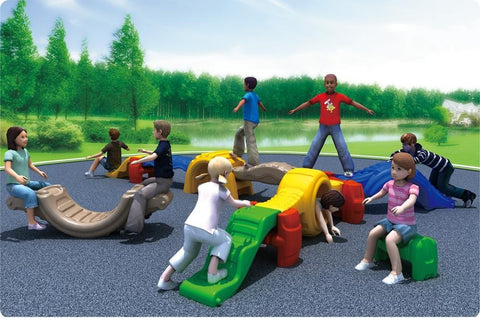 Kidicare - Fun Path Outdoor Toy - 12 pcs