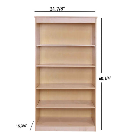 "Kidicare - Shelf 5 spaces (32 x 60 x 15"")"