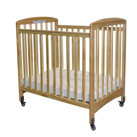 Kidicare - Slatted crib (mattress included)