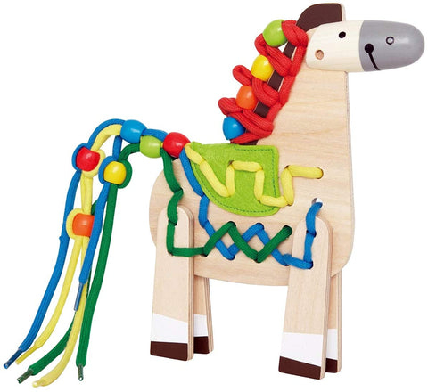 Hape - Pony Lacing Toys