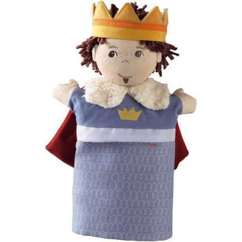 Haba - Glove Puppet - Prince