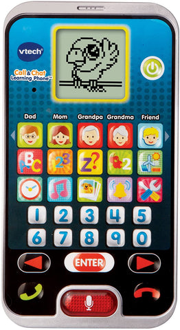 VTECH - Chat & Count Smart Phone