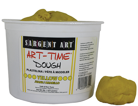 Sargent Art - Art-Time Dough (3lb)