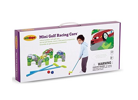 Edushape - Mini Golf Racing Cars