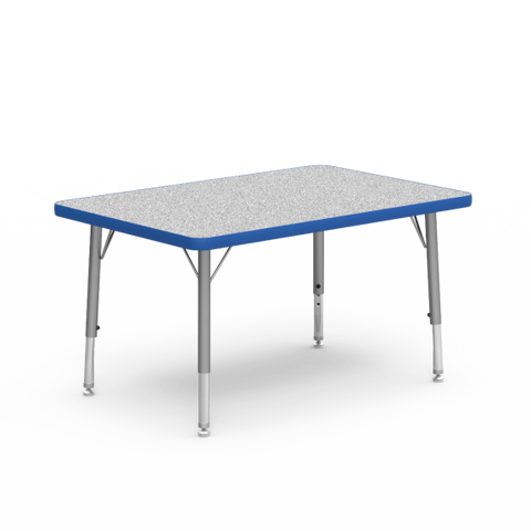 Kidicare - Rectangular Table (24 x 36'') 4000 Series