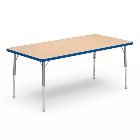 Kidicare - Rectangular Table (30 x 60'') 4000 Series