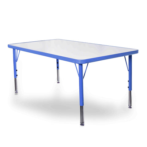 Kidicare - Rectangle Table (24 x 48'')