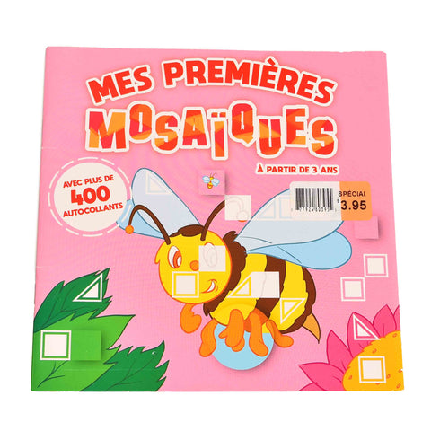 Kidicare - Activity Book (French Edition only)