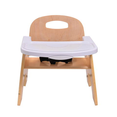 Kidicare - Wooden Chair with tray