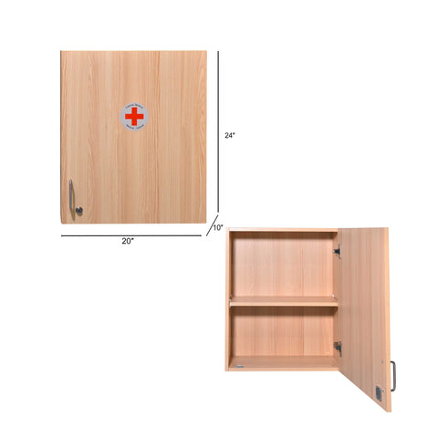 Kidicare - Medical cabinet with lock