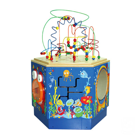 Hape Coral Reef Activity Center Table