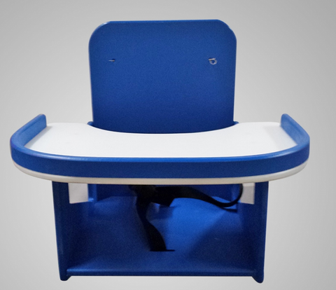Kidicare - Wall Chair with tray & belt
