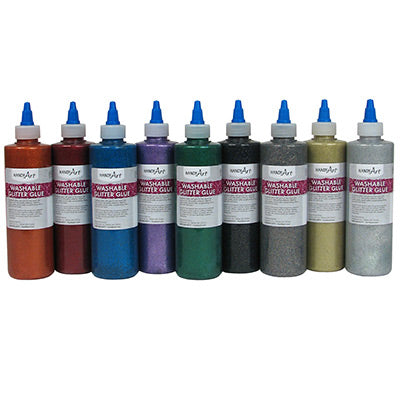 Handy Art - Washable Glitter Kit (9)