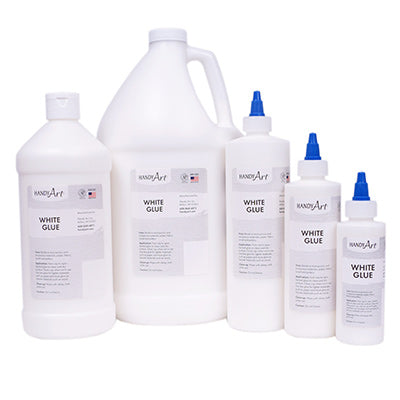 Handy Art - Washable Glue (1Gallon)