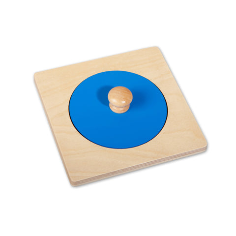 Montessori - SMALL CIRCLE PUZZLE AT0617