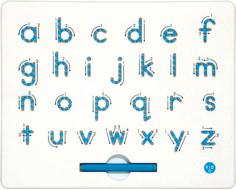 Kid O - Magnatab Lower Case Letters