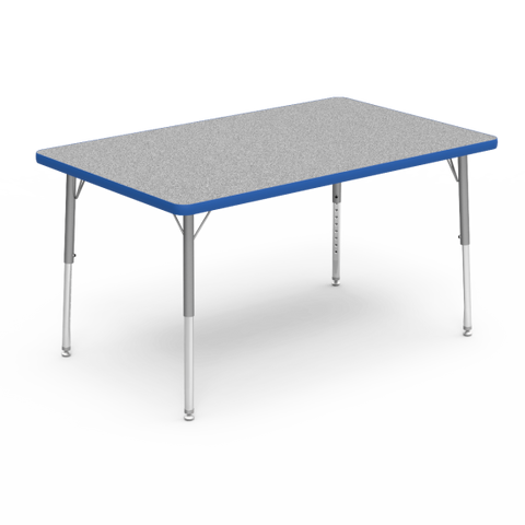 "Kidicare - Rectangular Table (30 x 48"") 4000 Series"