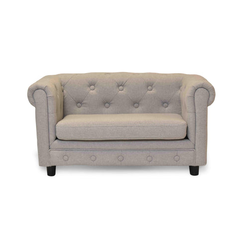 Kidicare - Double Tufted Sofa Fabric