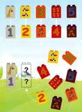 Kidicare - Blocks Set - Letters & numbers
