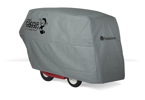 Foundations - Gaggle 6 Storage Cover Grey