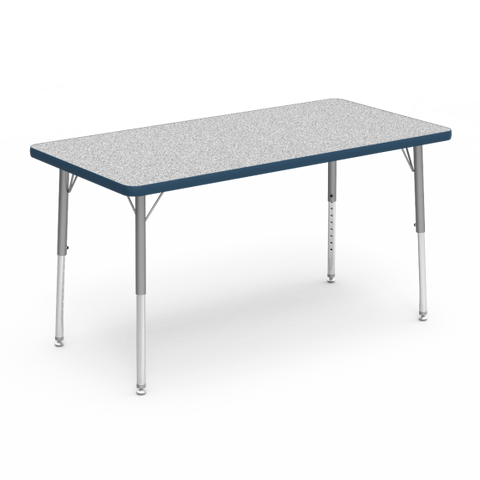 Kidicare - Rectangular Table (24 x 48'') 4000 Series