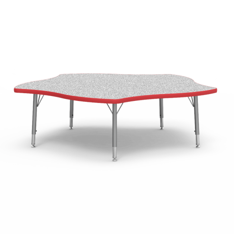 Kidicare - Pinwheel Table (60'') 4000 Series