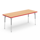 Kidicare - Rectangular Table (24 x 60'') 4000 Series