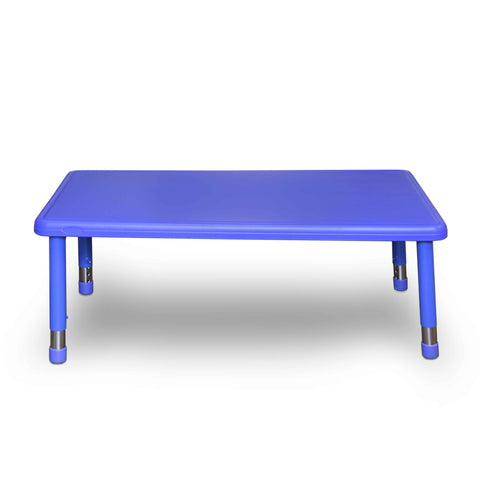 Kidicare - Table en plastique (24 x 48'')