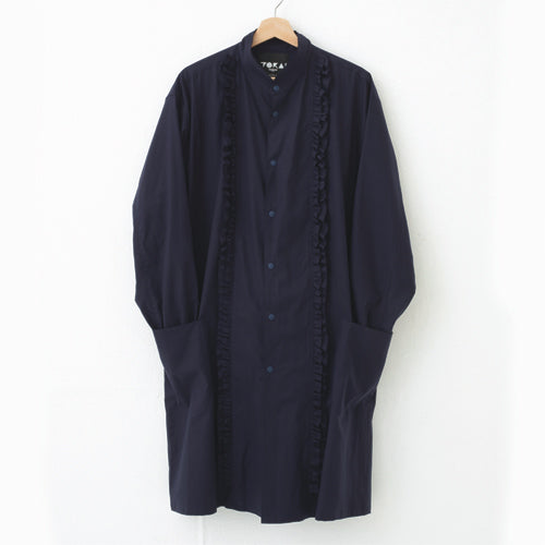 TOKAI 'DRESS' SHIRTS COAT -D.NAVY-