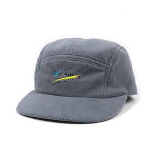 KUSOU FLEECE CAP -GRAY-
