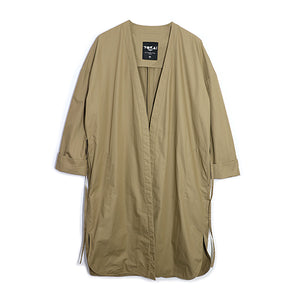 MOTHY COAT -K.BEIGE-