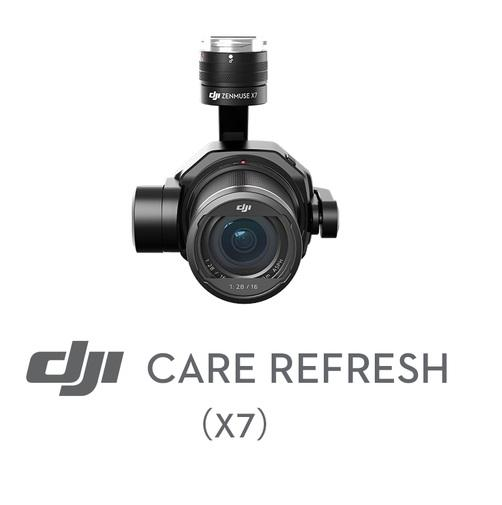 Care Refresh for Zenmuse X7 (1 Year Code) - Cloud City Drones