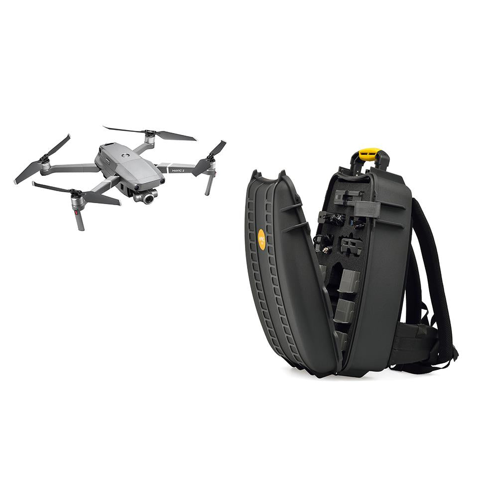 HPRC Backpack Hard Case for DJI Mavic 2 Pro & Zoom - Cloud City Drones