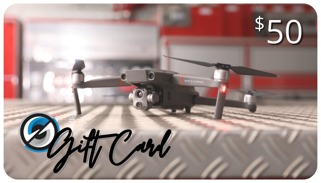 Cloud City Drones Gift Card