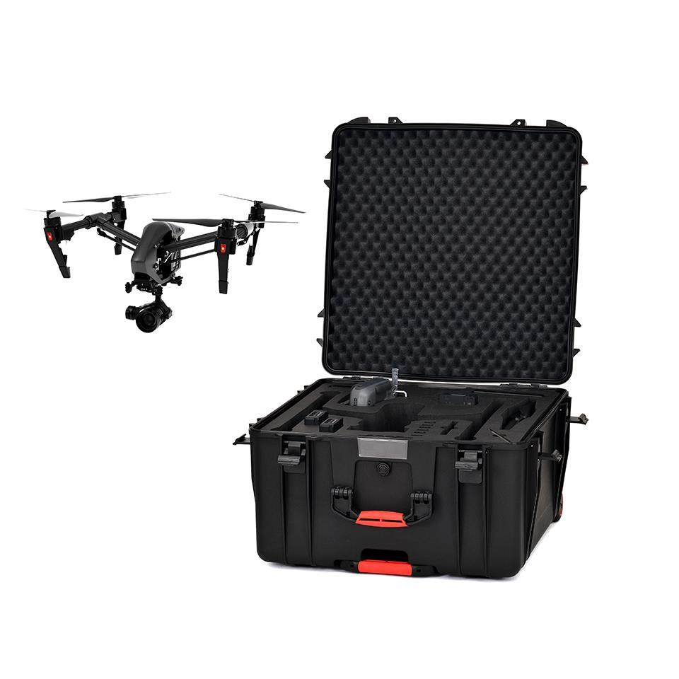 HPRC Wheeled Hard Case for DJI Inspire 2