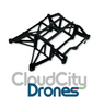 Matrice 300 Battery Compartment Bracket - Cloud City Drones
