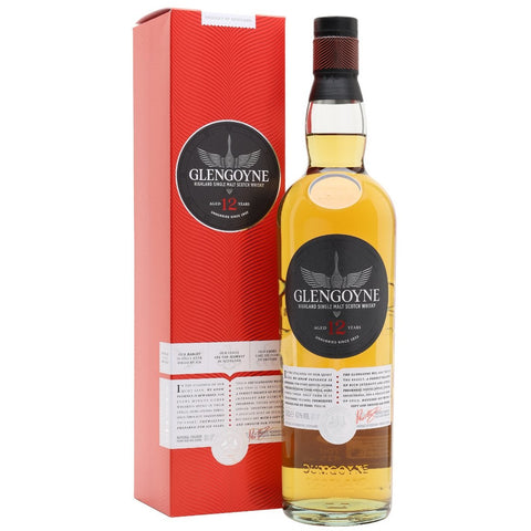 12yo Highland Single Malt Whisky