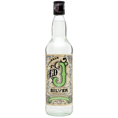 Old J Silver White Rum