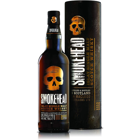 Smokehead Single Malt Islay Whisky