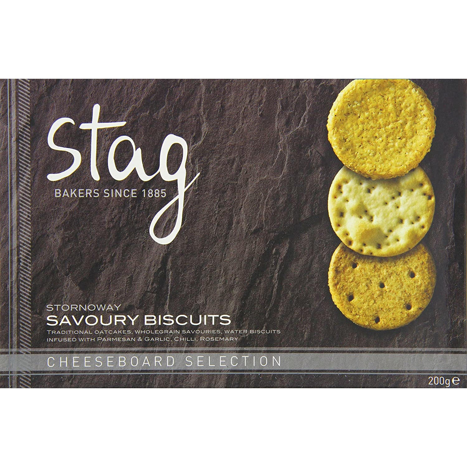 Stag Savoury 6 Variety Selection