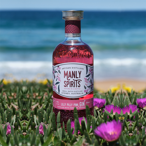 Lilly Pilly Pink Gin 70cl