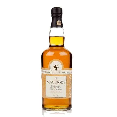 Macleods Highland Single Malt Whisky